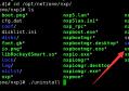 Linux下如何卸载服务端